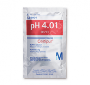 MERCK 199001 (potassium hydrogen phthalate), traceable to SRM from NIST and PTB pH 4.01 (25°C) Certipur® 30 x 30 mL